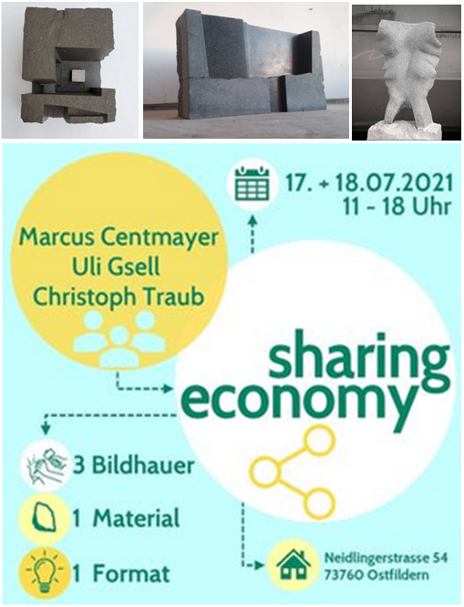 sharing economy   Uli Gsell  Christoph Traub   Marcus Centmayer